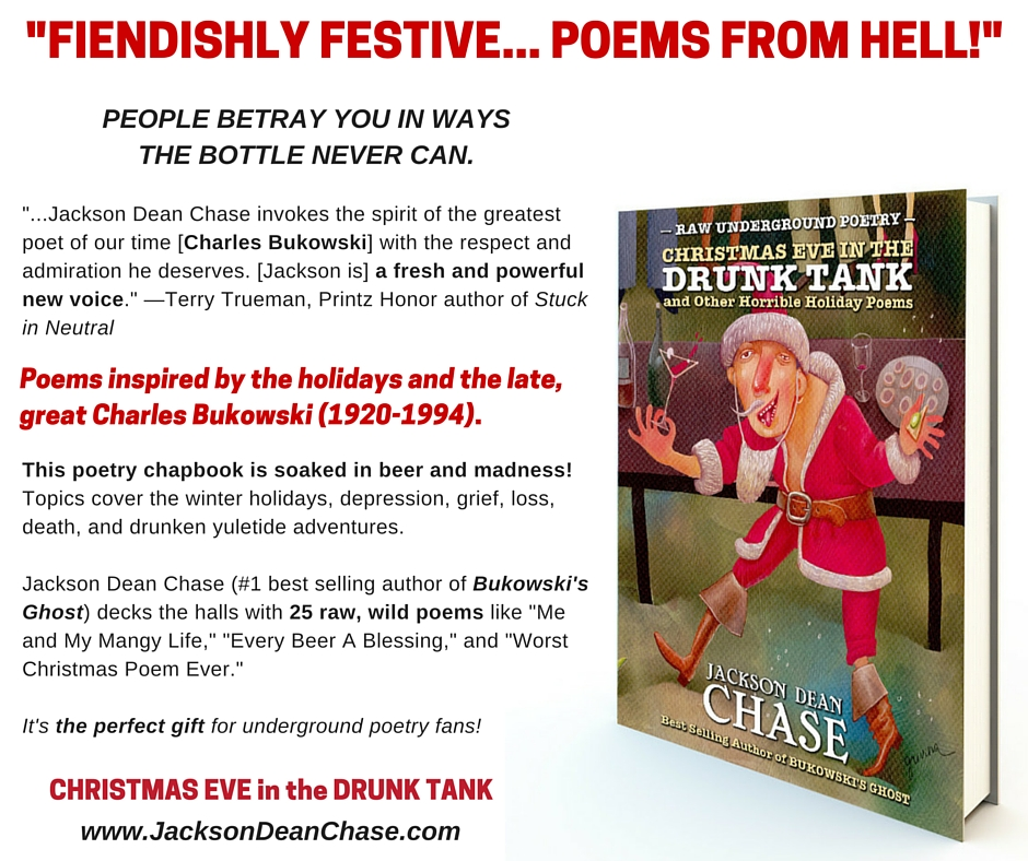 Twisted Holiday Poems — Jackson Dean Chase